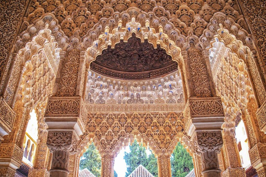 Palacios de la alhambra