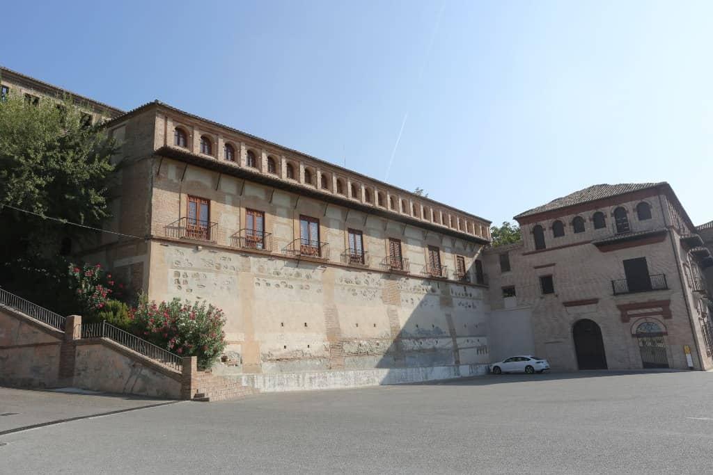 entrada abadia del sacromonte