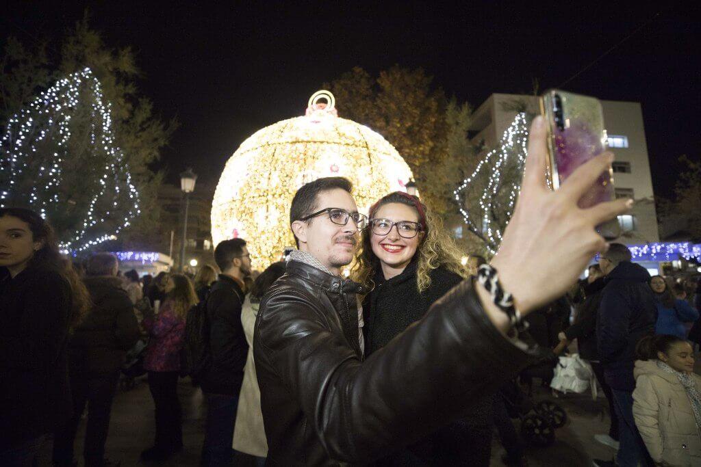 celebracion de noche vieja en granada